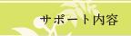 サポート内容-大阪 神戸の結婚相談所